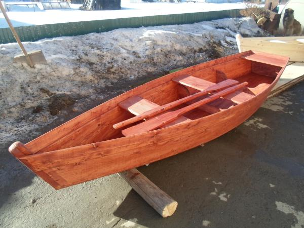 деревянные лодки в кирове