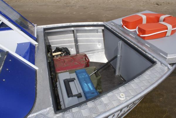 лодка салют 480 классик