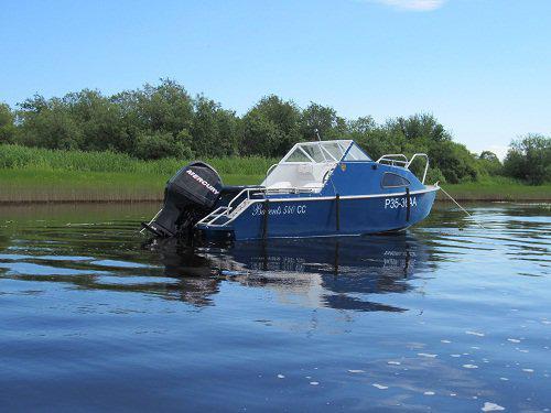 лодка баренц 540 сс