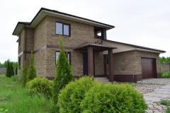 Продаётся новый коттедж 240 м2 на земельном участке 29 соток в респектабельном КП Боровского района Калужской области