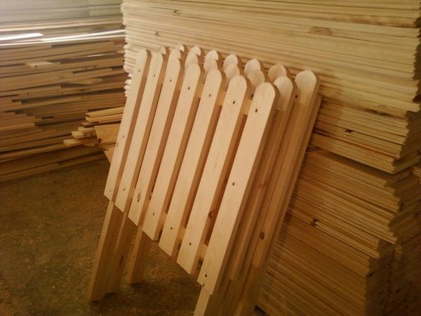 забор деревянный декоративный фото