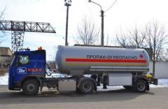 Топливозаправщики ППЦТ-36,22,51,45