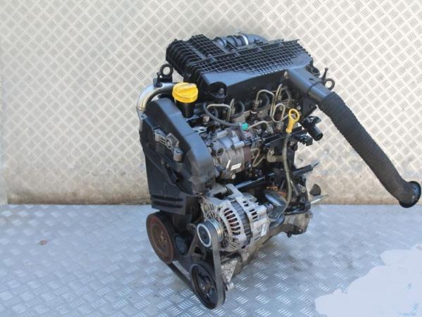 какой ресурс двигателей рено лагуна 2 причиной того