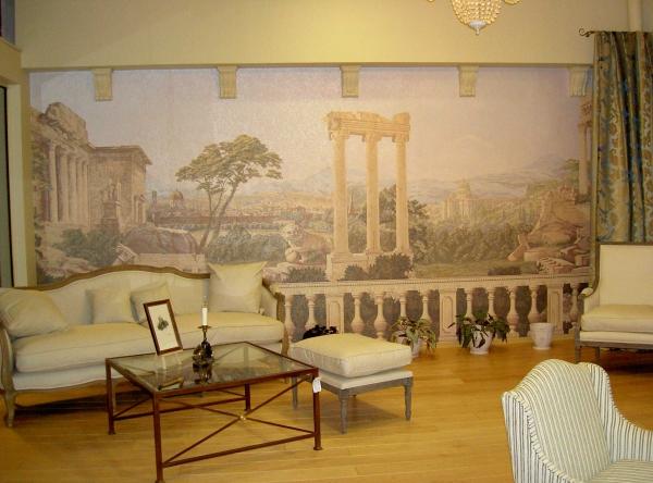 фотообои на стену под заказ:
