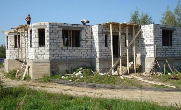 Строим дом с нуля
